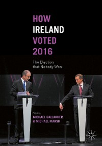 Cover How Ireland Voted 2016