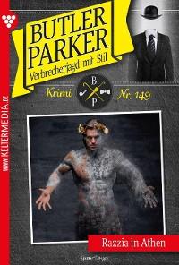 Cover Butler Parker 149 – Kriminalroman