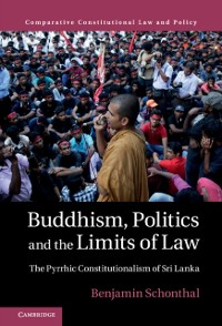 Cover Buddhism, Politics and the Limits of Law