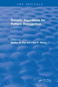 Cover Genetic Algorithms for Pattern Recognition