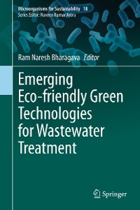Cover Emerging Eco-friendly Green Technologies for Wastewater Treatment