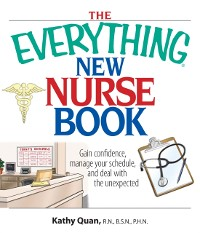 Cover Everything New Nurse Book