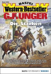 Cover G. F. Unger Western-Bestseller 2464 - Western