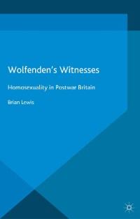 Cover Wolfenden's Witnesses