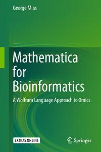 Cover Mathematica for Bioinformatics
