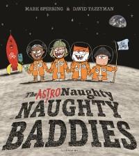 Cover Astro Naughty Naughty Baddies