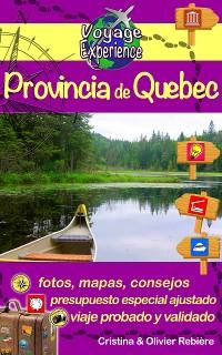 Cover Provincia de Quebec