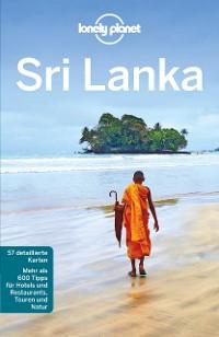 Cover Lonely Planet Reiseführer Sri Lanka