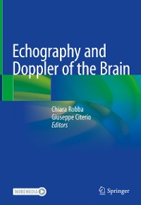 Cover Echography and Doppler of the Brain