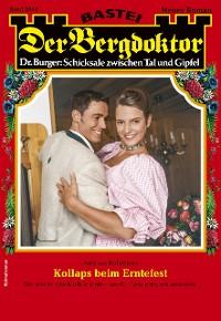 Cover Der Bergdoktor 2044 - Heimatroman