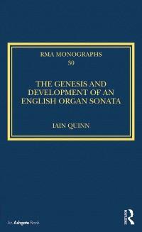 Cover Genesis and Development of an English Organ Sonata