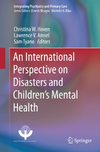 Cover An International Perspective on Disasters and Children's Mental Health