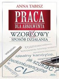 Cover Praca dla absolwenta