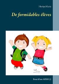 Cover De formidables élèves