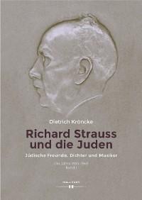 Cover Richard Strauss und die Juden