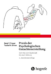 Cover Praxis der Psychologischen Gutachtenerstellung