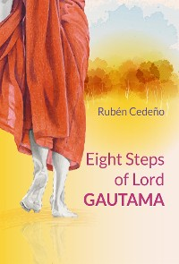 Cover Eight Steps of Lord Gautama