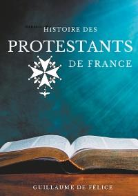 Cover Histoire des protestants de France