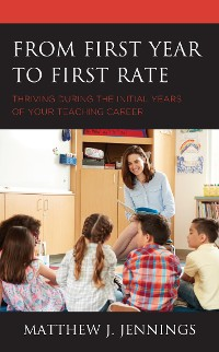 Cover From First Year to First Rate
