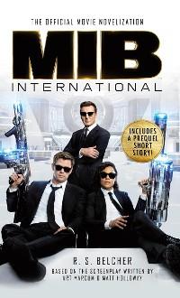 Cover Men in Black International