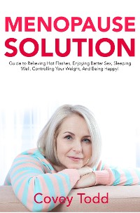 Cover Menopause Solution