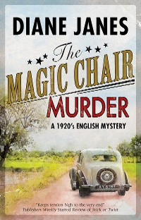 Cover The Magic Chair Murder