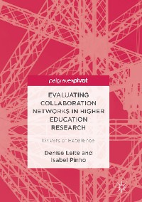 Cover Evaluating Collaboration Networks in Higher Education Research