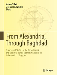 Cover From Alexandria, Through Baghdad