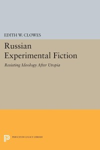 Cover Russian Experimental Fiction