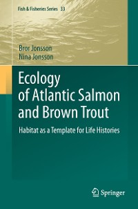 Cover Ecology of Atlantic Salmon and Brown Trout