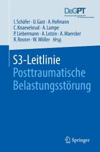Cover S3-Leitlinie Posttraumatische Belastungsstörung