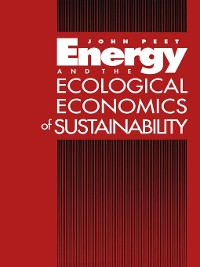 Cover Energy and the Ecological Economics of Sustainability