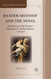 Cover Baader-Meinhof and the Novel