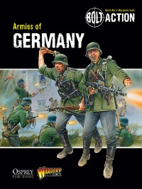 Cover Armies of Germany