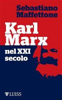 Cover Karl Marx nel XXI secolo