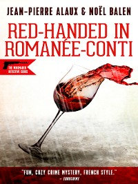 Cover Red-handed in Romanee-Conti