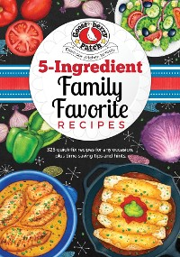 Cover 5 Ingredient Family Favorite Recipes