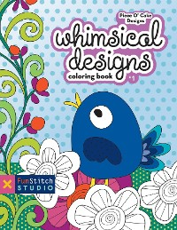 Cover Whimsical Designs Coloring Book