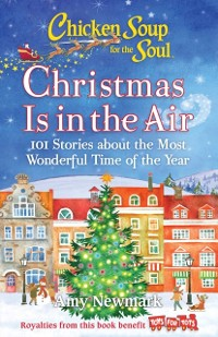 Cover Chicken Soup for the Soul: Christmas Is In the Air