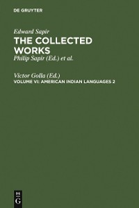 Cover American Indian Languages 2