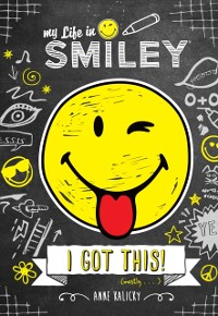 Cover My Life in Smiley (Book 2 in Smiley series)