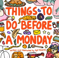 Cover Things to Do Before a Monday