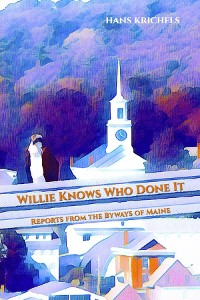 Cover Willie Knows Who Done It