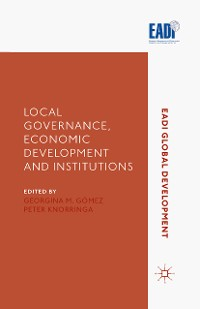 Cover Local Governance, Economic Development and Institutions