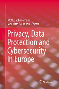 Cover Privacy, Data Protection and Cybersecurity in Europe
