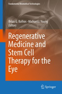 Cover Regenerative Medicine and Stem Cell Therapy for the Eye