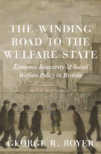 Cover The Winding Road to the Welfare State
