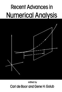 Cover Recent Advances in Numerical Analysis