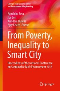 Cover From Poverty, Inequality to Smart City