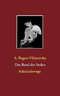 Cover Das Band der Seelen - Schicksalswege